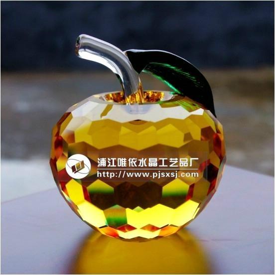 水晶蘋果 2