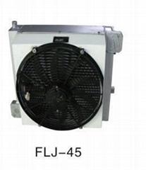 供應風冷液壓油散熱器