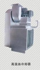 供應高溫油冷卻器