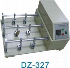 Resistance of leather flexible testing machine