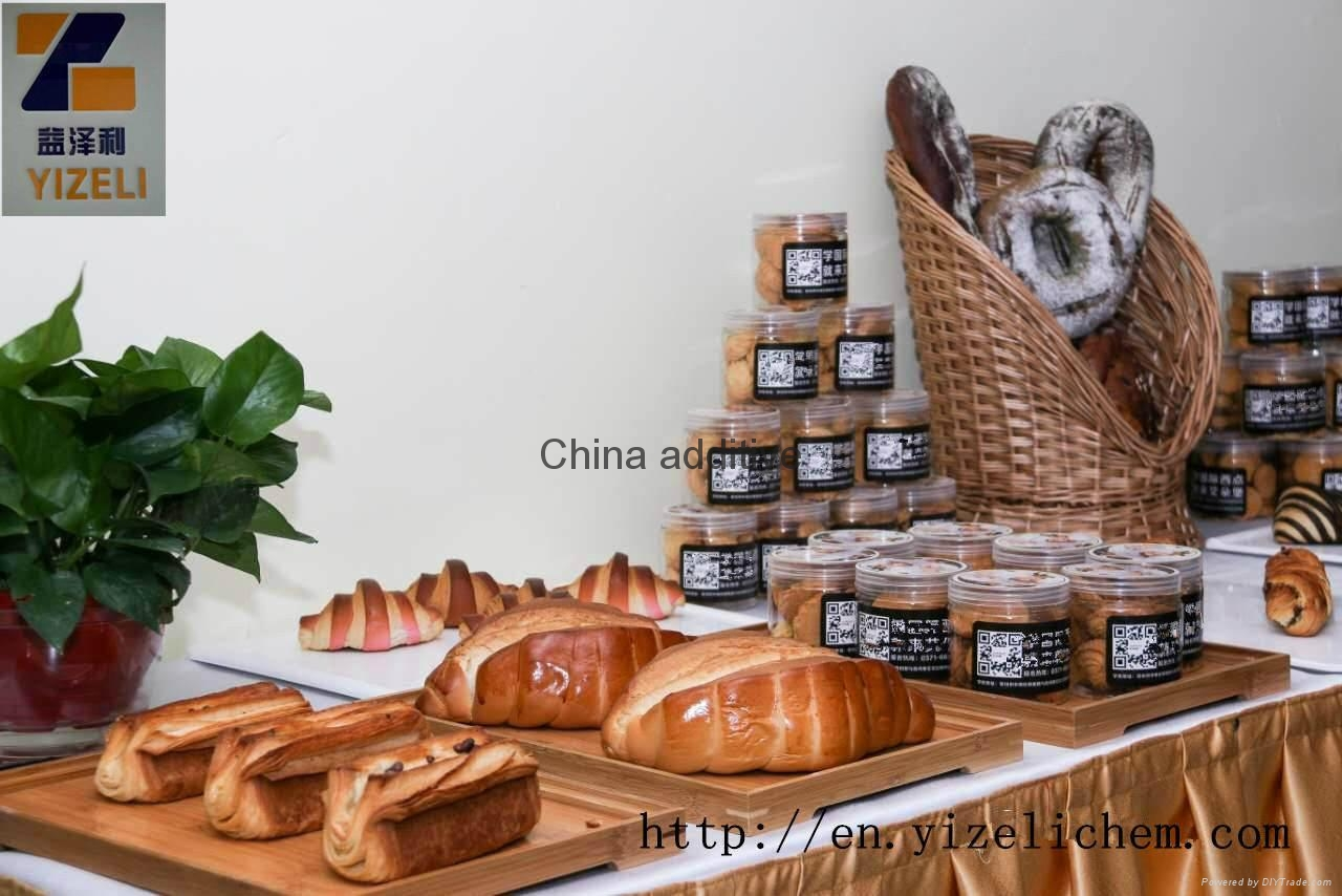 high effect china food additive bread improver 5
