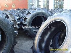 Tractor R2 pattern tyre ,paddy field tire 18.4-38