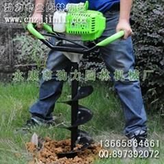 施肥打桩植树地钻挖坑机