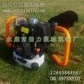 四沖程挖坑機