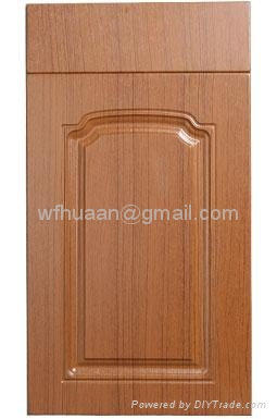 thermofoil pvc kitchen cabinet door 065 dfw china