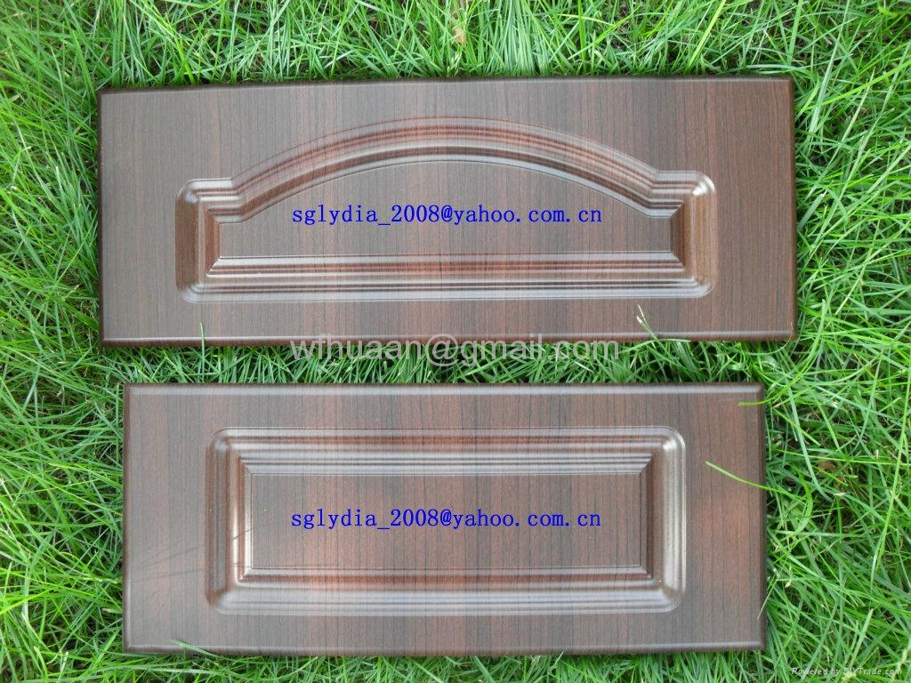 Kitchen Cabinet Door Manufacturer Thermofoil Pvc Kitchen Cabinet Door 065 Dfw China