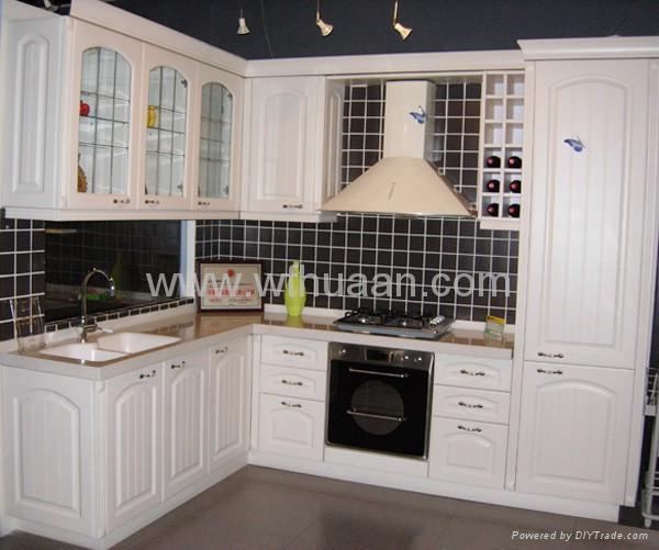 Kaka Pvc Kitchen Furniture: HA (China Manufacturer