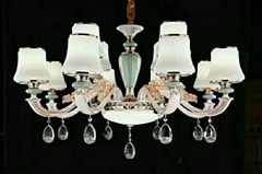 Zinc Alloy Chandeliers