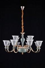 Zinc Alloy chandelier
