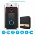720P Home Wireless Network Doorbell
