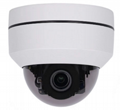 2.5 inch HD 1080P 4X Zoom IP MINI PTZ DOME