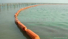 PVC围油栏浮子式围油栏