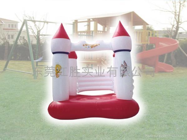 充氣玩具城堡 1