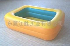 充气水池浴盆