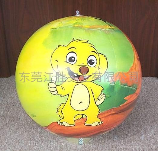 充气球沙滩球 1