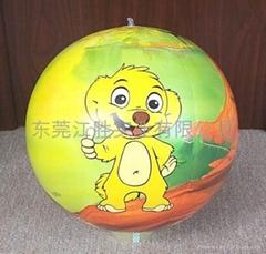 充氣球沙灘球