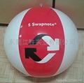 充气球沙滩球 2