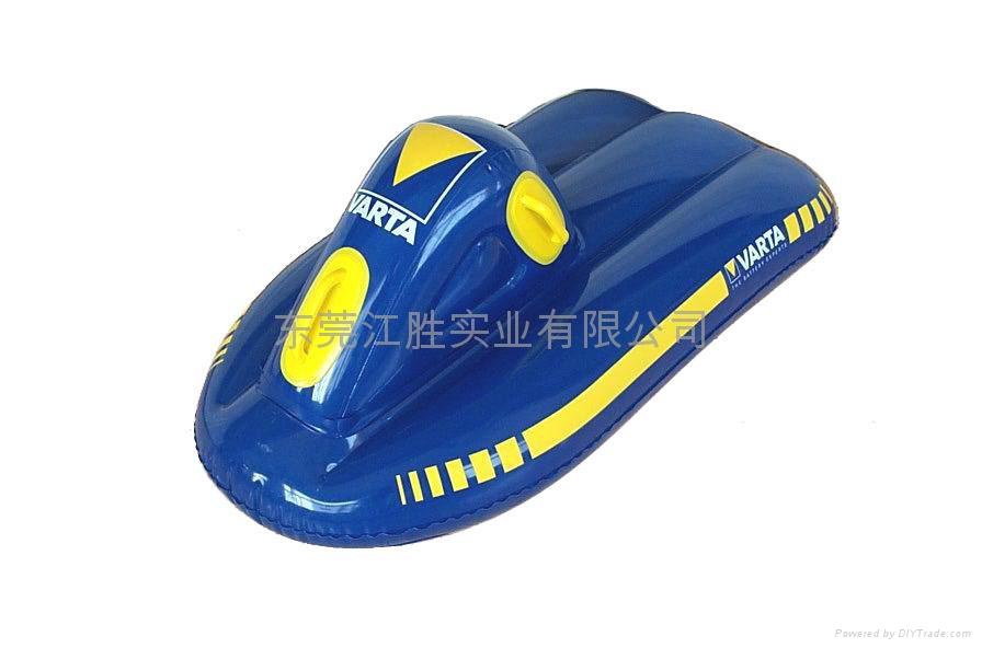 充氣滑雪板 1
