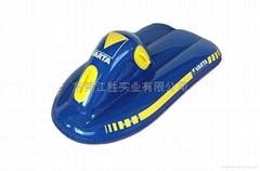 inflatable snow sledge