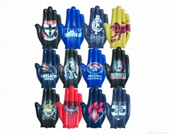 inflatable hand inflatable toys