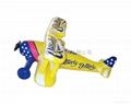 充氣玩具飛機