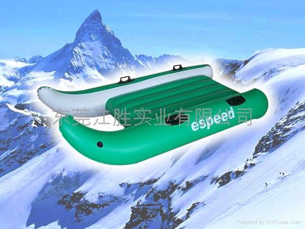 充氣滑雪板 3
