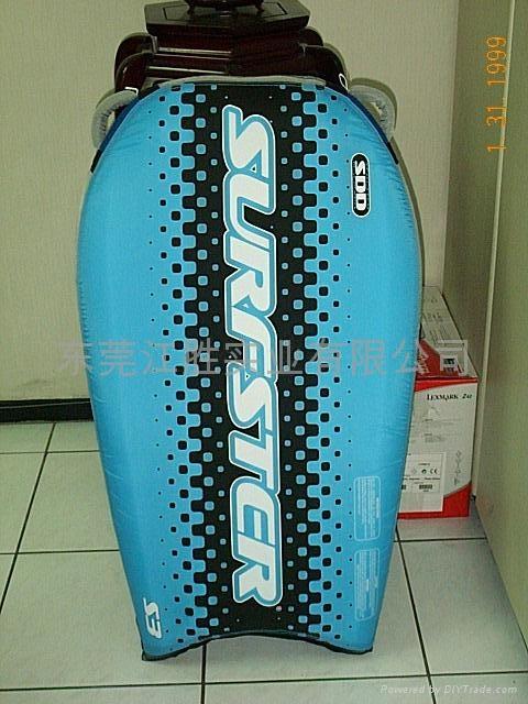 充氣滑雪板 4