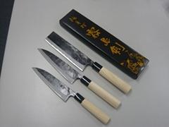 日本進口純手工鍛打料理刀