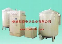 炭纖維燈管高溫石墨化爐