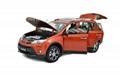 Classic Toys Brand New 1/18 Toyota RAV4 2013 Diecast model car By Paudi 2