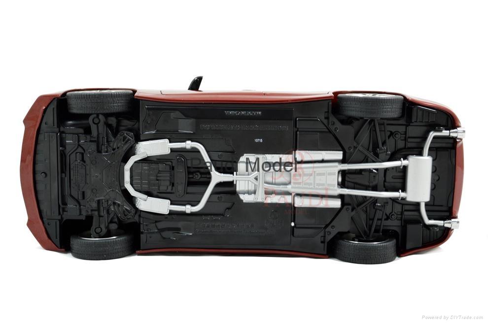 Paudi Model Car 1:18 Infiniti Q50 2015 Toy Car  4