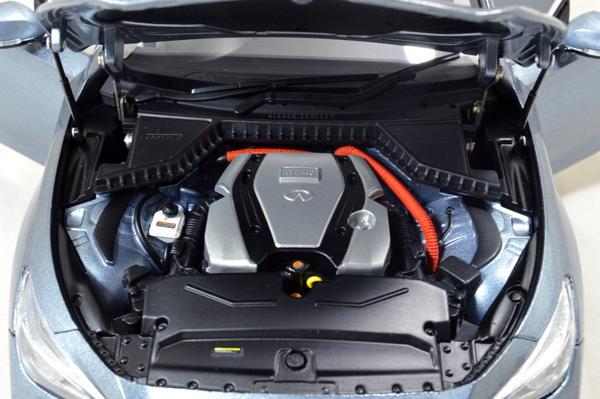 Infiniti Skyline Typ SP 2015 1/18 Scale Diecast Model Car 4