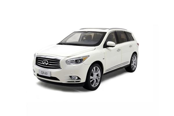 Infiniti QX60 2014 1/18 Scale Diecast Model Car 1