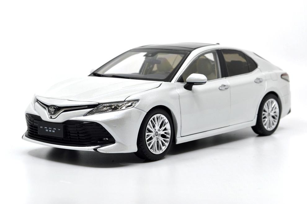 Paudi 1:18 Toyota Camry 2018 Die-cast model carl 1