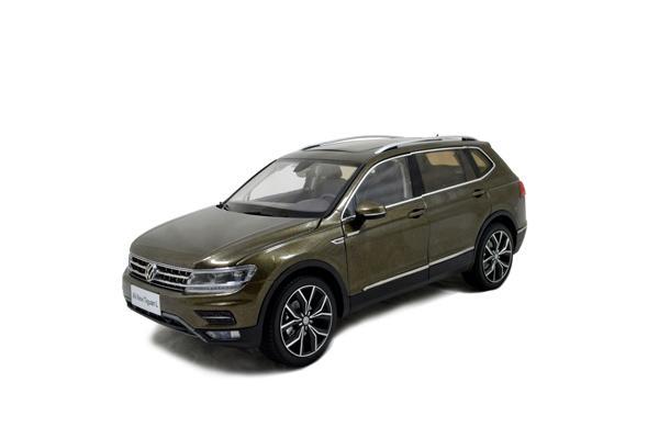 VW Volkswagen Tiguan L 2017 1/18 Scale Diecast Model Car Wholesale 1