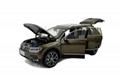 VW Volkswagen Tiguan L 2017 1/18 Scale Diecast Model Car Wholesale 3