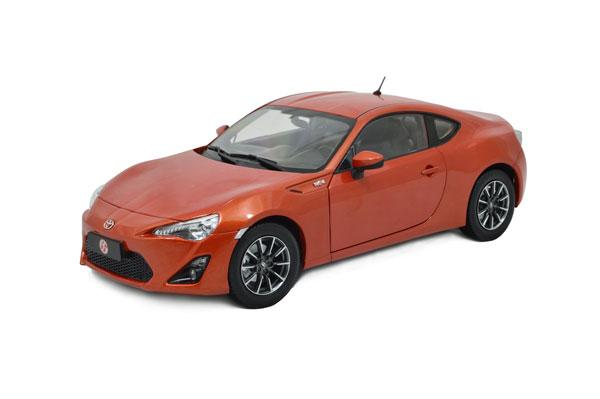 Model Making Supply Toyota GT86 2013 Diecast Car Models Collectable Scale Hobby 1