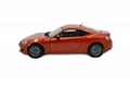Model Making Supply Toyota GT86 2013 Diecast Car Models Collectable Scale Hobby 2