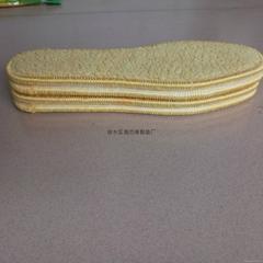 米色羊羔绒鞋垫羊驼绒鞋垫保暖鞋垫冬季必备