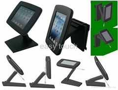 Deskttop and Wall Mount  ipad Kiosk stand