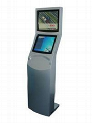MG601 Information Kiosk with Double Screen
