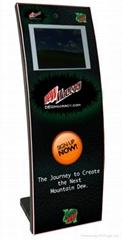 MG502B touchscreen Kiosk