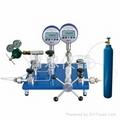 氧气、乙炔减压器校验台