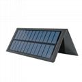 新款大功率LED太阳能庭院壁灯农村家用户外防水一体化感应小路灯 2