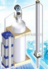 高壓氣體配重系統