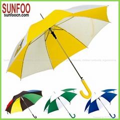 Cheap striaght promotional umbrella