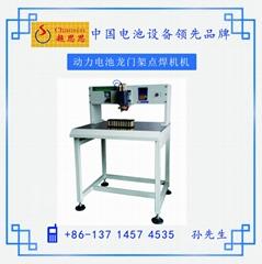 動力電池鋰電池組龍門架點焊機SWDQ-2429