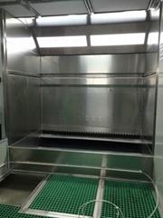 水濂式噴漆櫃