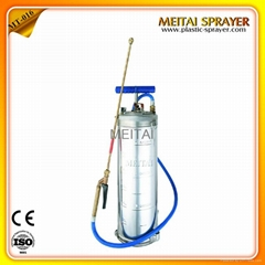 12L Stainless steel pressure sprayer