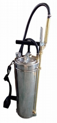 12L Stainless steel compression sprayer